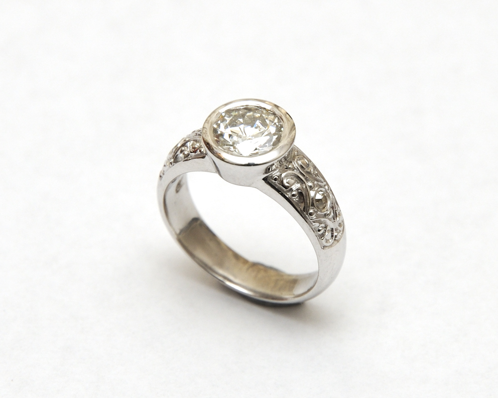 ring yellow trending diamond armen side venuelogic for recycled rings chicago trends imageimage engagement